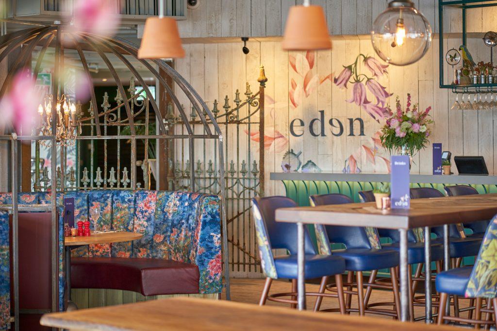 Hotel Interior Design in Manchester, Hotel Eden