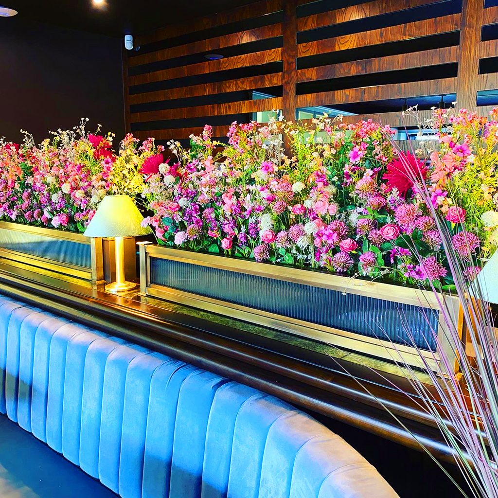 LUCIAS HARROGATE & YORK – Lucias Restaurants planting