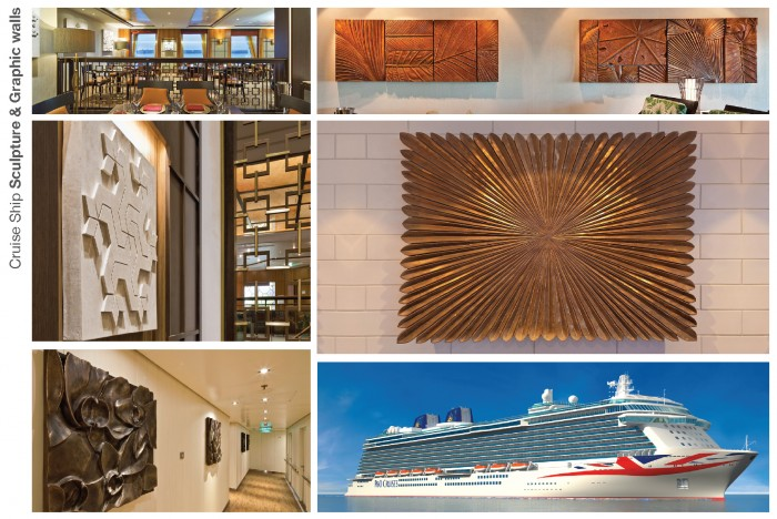 interior design for cruise ships