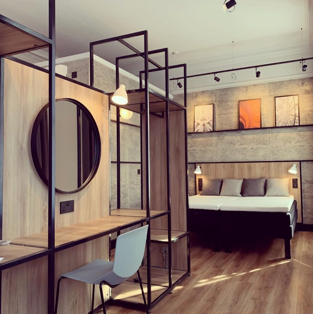 Mirrors for Hotels, Pubs and Cruise Ships