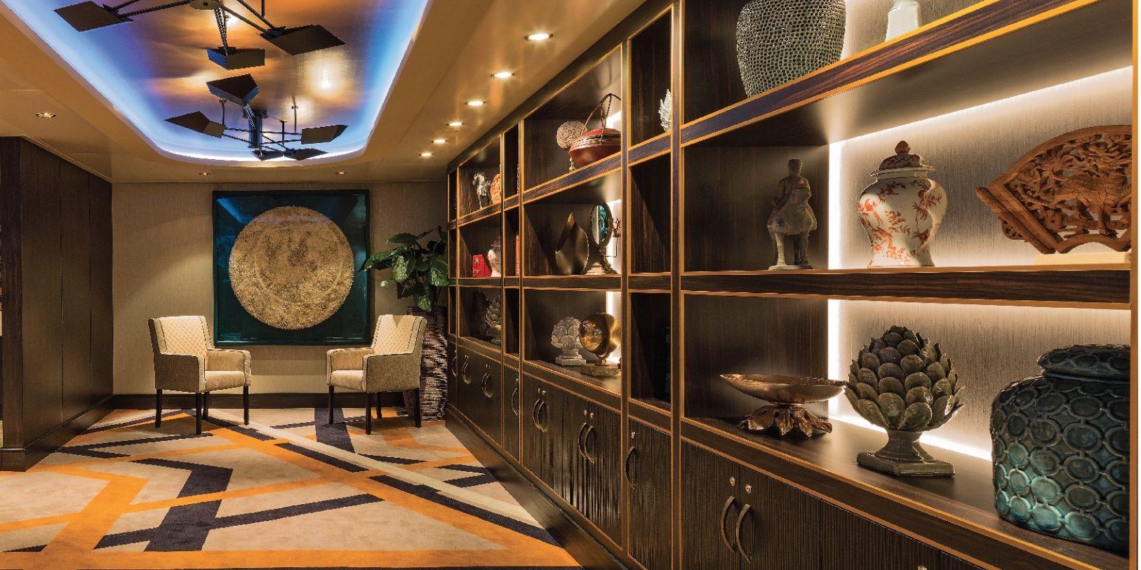 Interior Design for Cruise Ship
